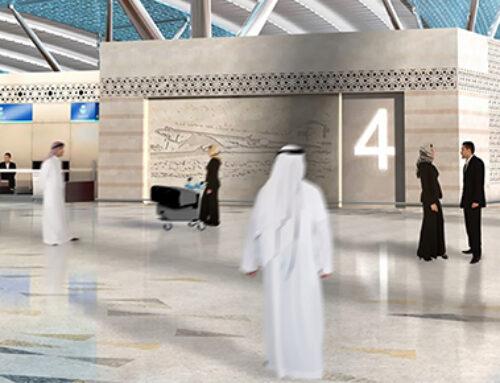 King Abdulaziz International Airport (KSA)